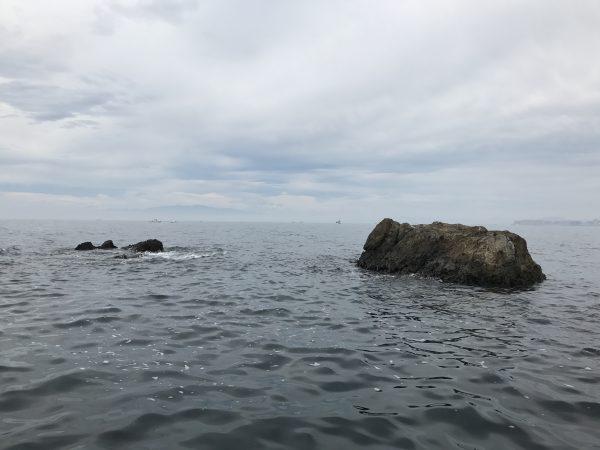 葉山の尾が島