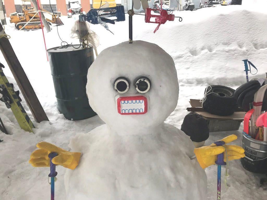 尾瀬戸倉スキー場子供
