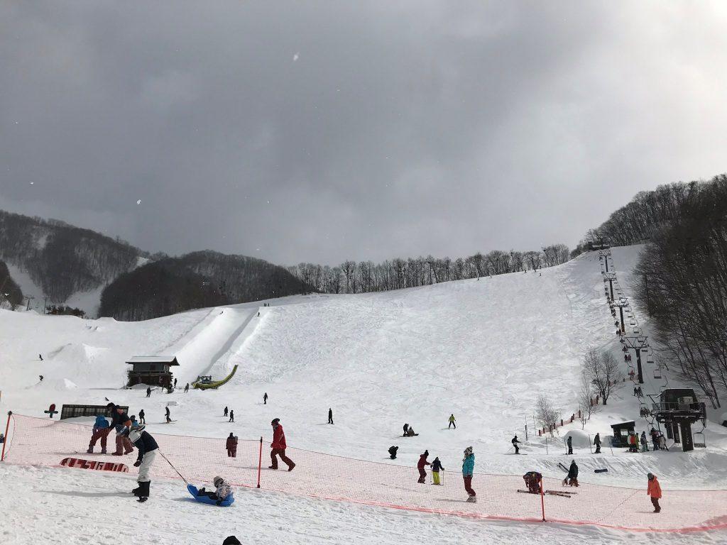尾瀬戸倉子供にやさしいスキー場