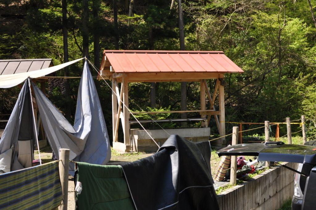 日影沢キャンプ