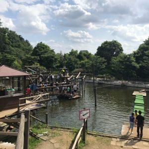 清水公園フィールドアスレチックブログ