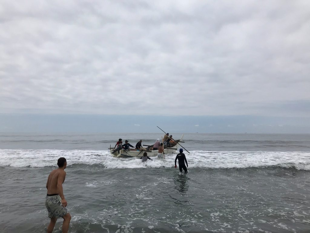 地引網神奈川