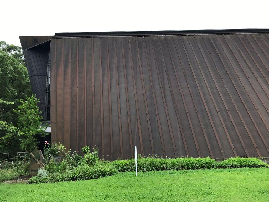 第五福竜丸展示館の外観