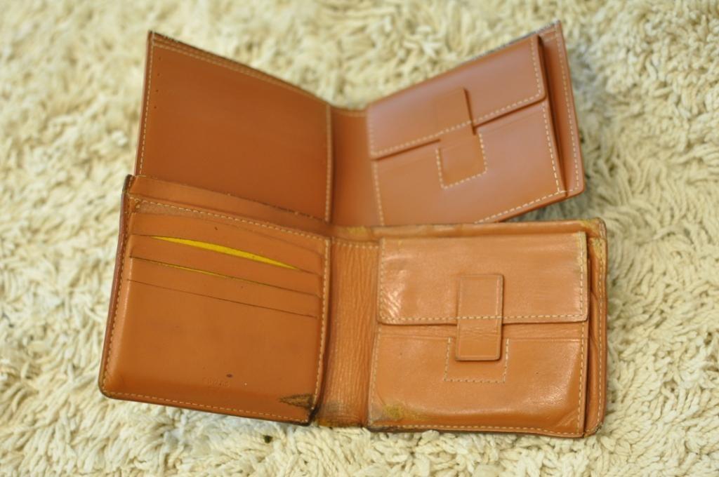 ゴヤール財布の耐久性