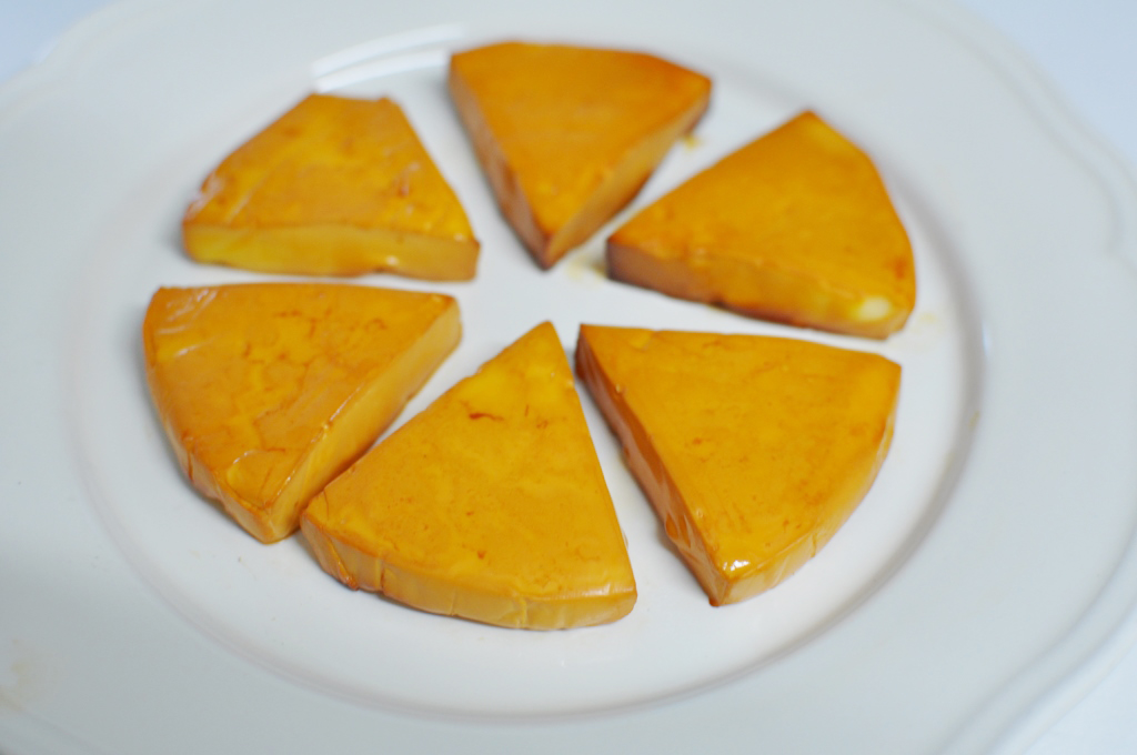 ソトスモークポットでチーズの燻製