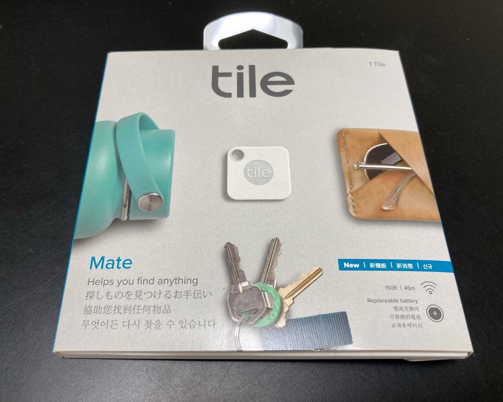Tileを買ったからブログでレビュー